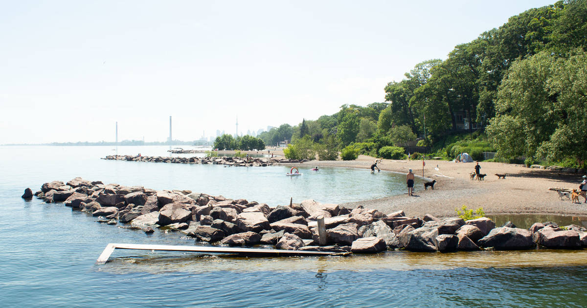 The top 25 beaches in and near Toronto