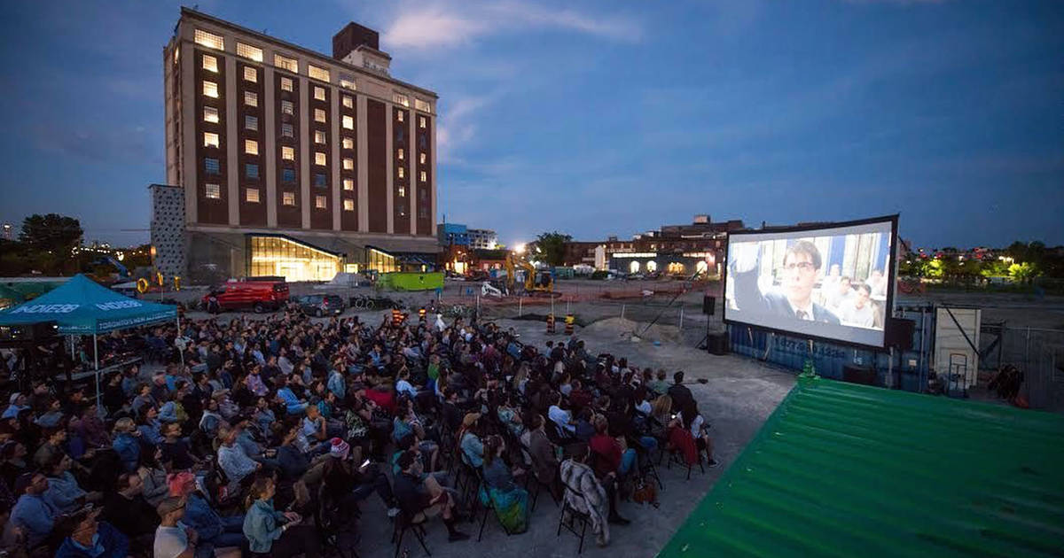 Here are all the movies you can watch at Open Roof Festival in Toronto this summer
