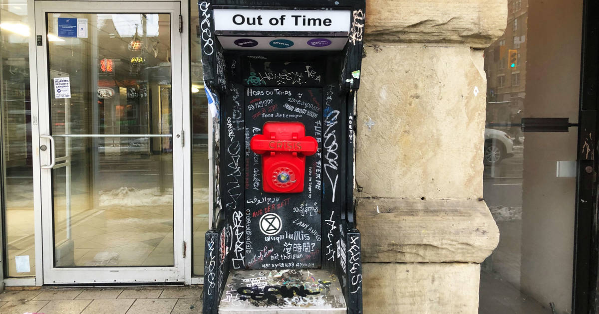 This mysterious phone just popped up in Toronto