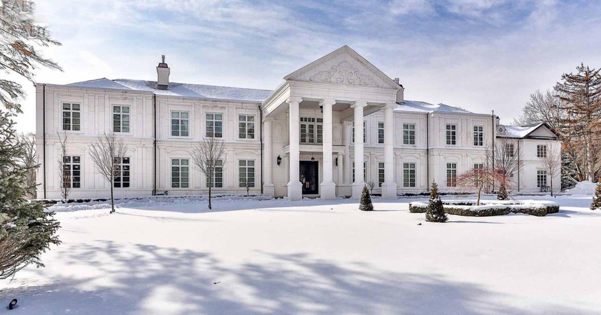 今トロントで販売されている10の最も高価な家