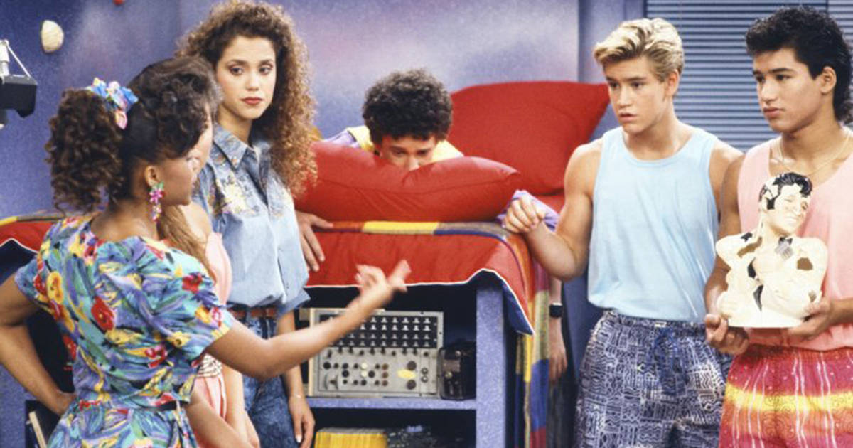 The cast from Saved by the Bell is coming to Toronto