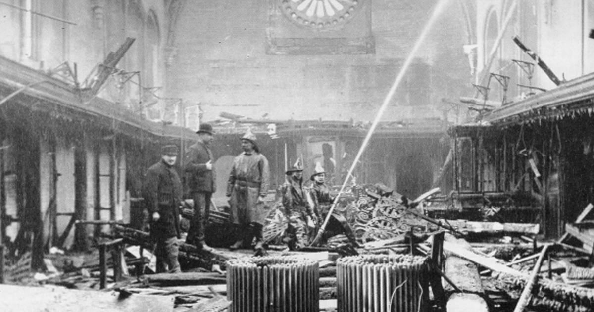 TのUは100年以上前にバレンタインデーに燃え尽きた