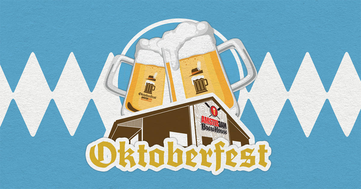 Win a VIP Amsterdam BrewHouse Oktoberfest package
