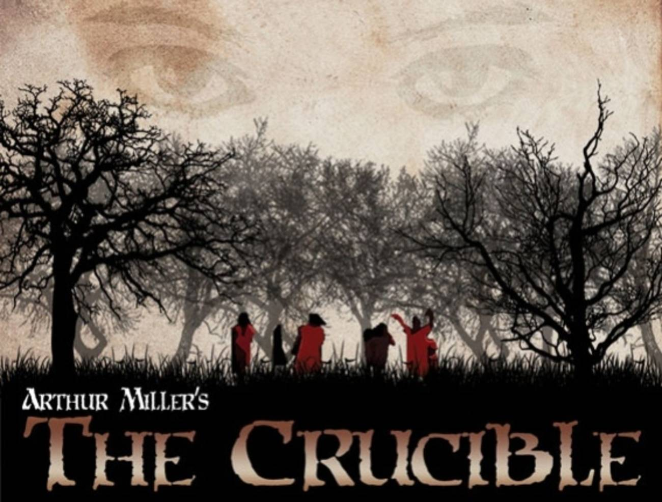 the chaos of salems witch trials in the crucible by arthur miller An account of the salem witchcraft trials of 1692 × check john proctor, a central figure in arthur miller's fictionalized account of the salem witchhunt, the.