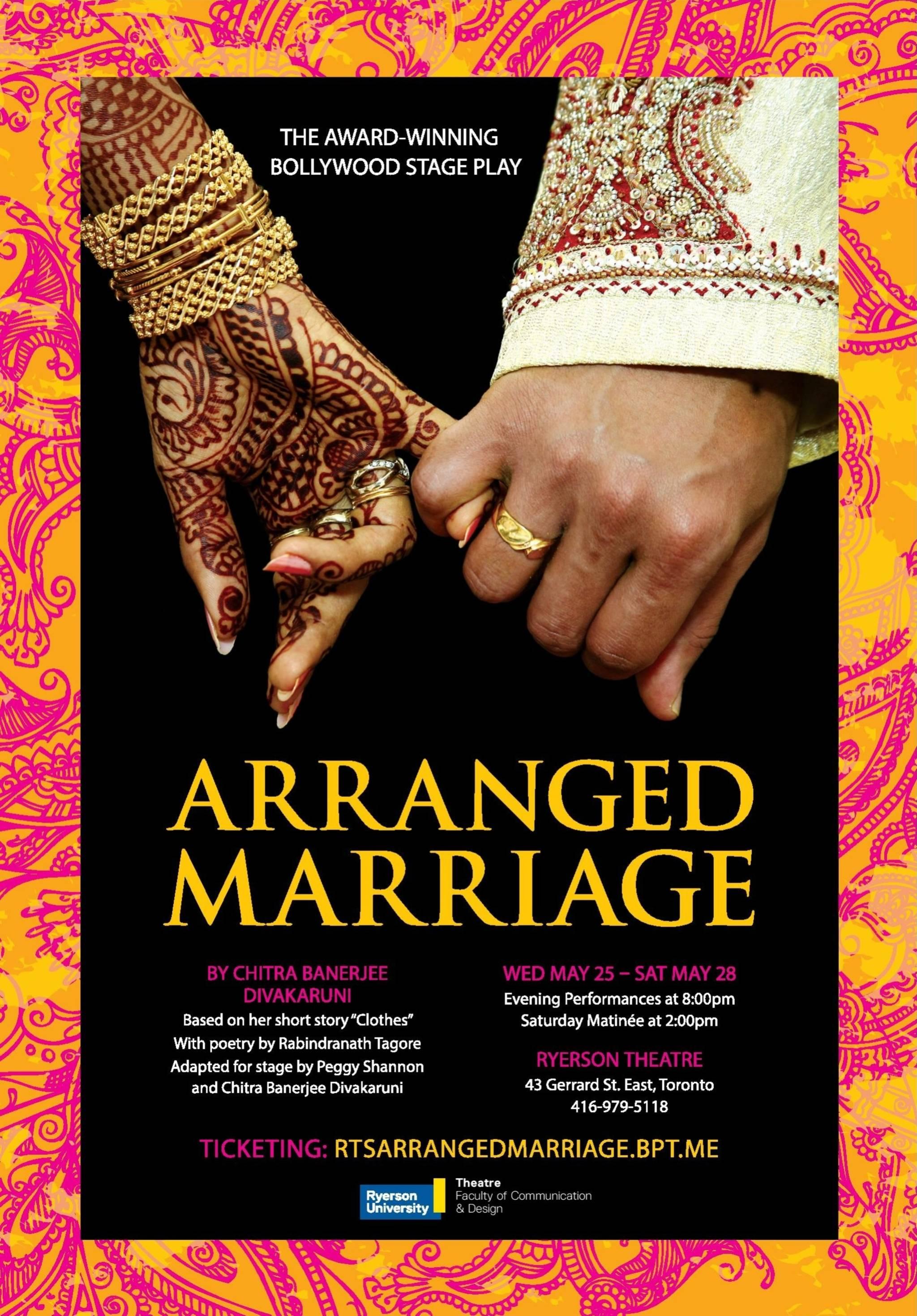 arranged marriage chitra banerjee divakaruni essay Amos beimel phd thesis clothes divakaruni clothes chitra banerjee divakaruni, essay on she left kolkata and came to the united statesarranged marriage.