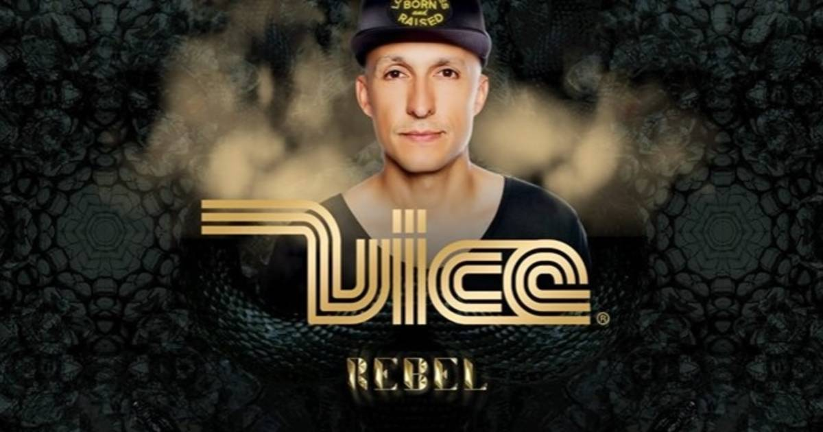 Dj Vice At Rebel Nightclub