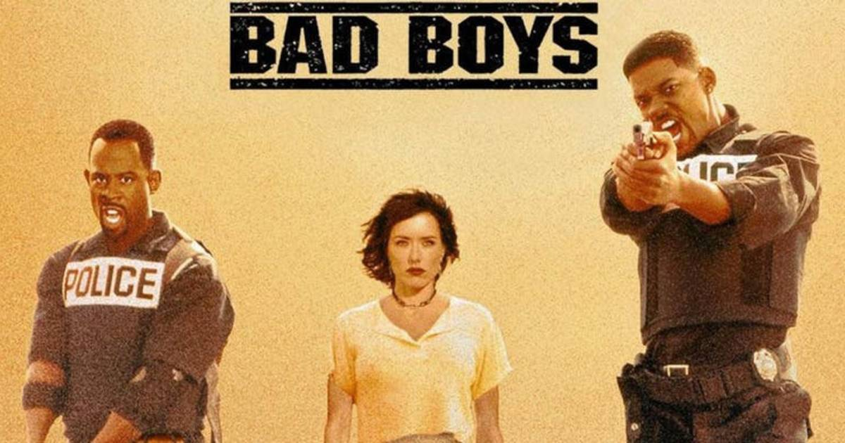 Drunken Cinema: BAD BOYS