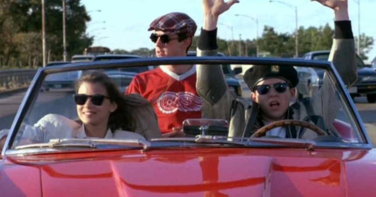 Allysin Chaynes   Ferris Bueller's Day Off