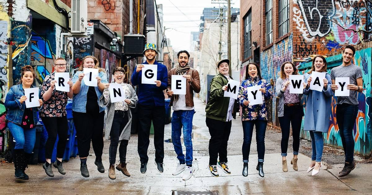 Toronto Fringe Festival 2019