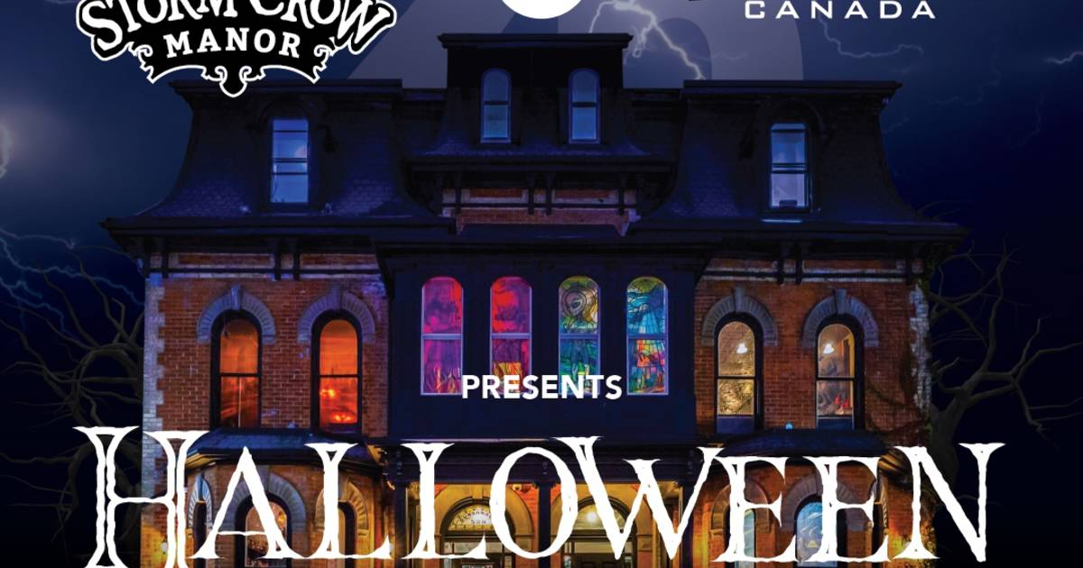 Storm Crow Manor x FAN EXPO Canada Halloween in July Patio Party
