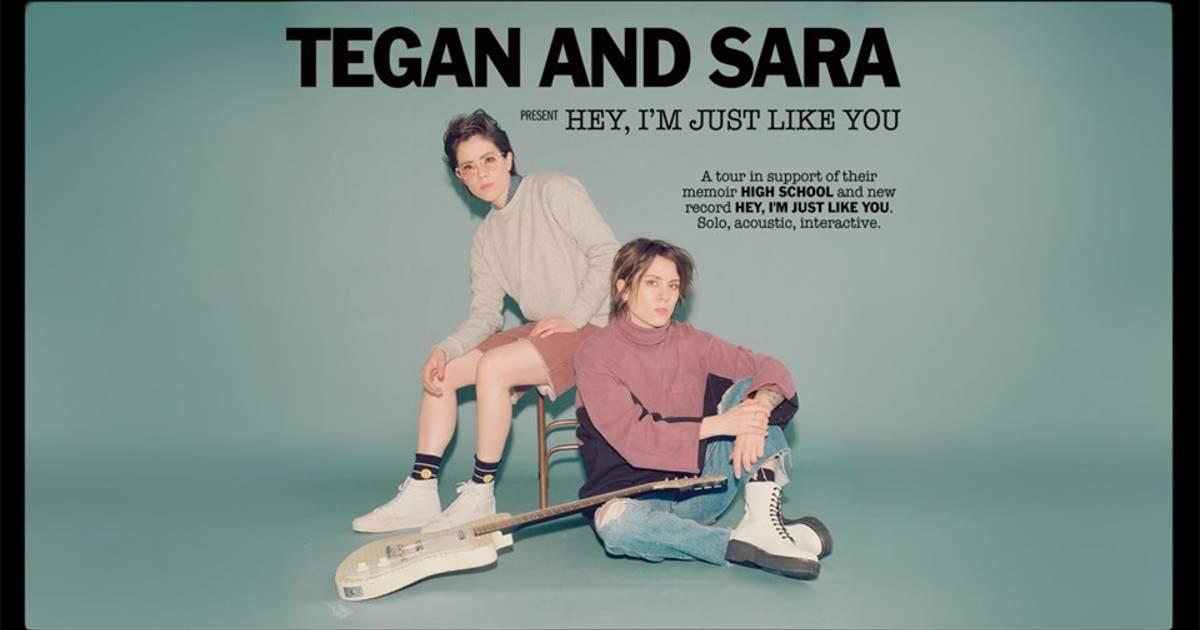 Tegan and Sara in Toronto