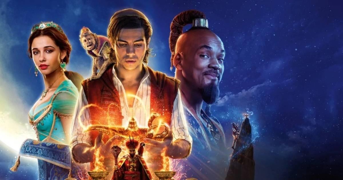 Sweetery Movie Night: Aladdin