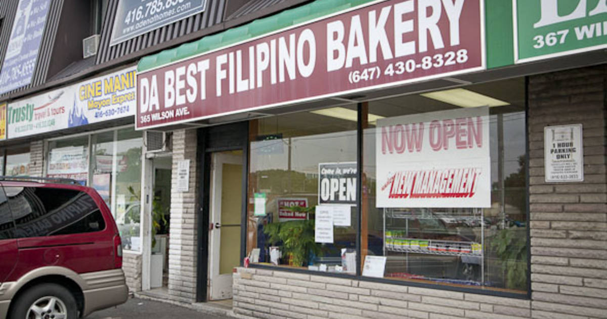 Da Best Filipino Bakery Blogto Toronto