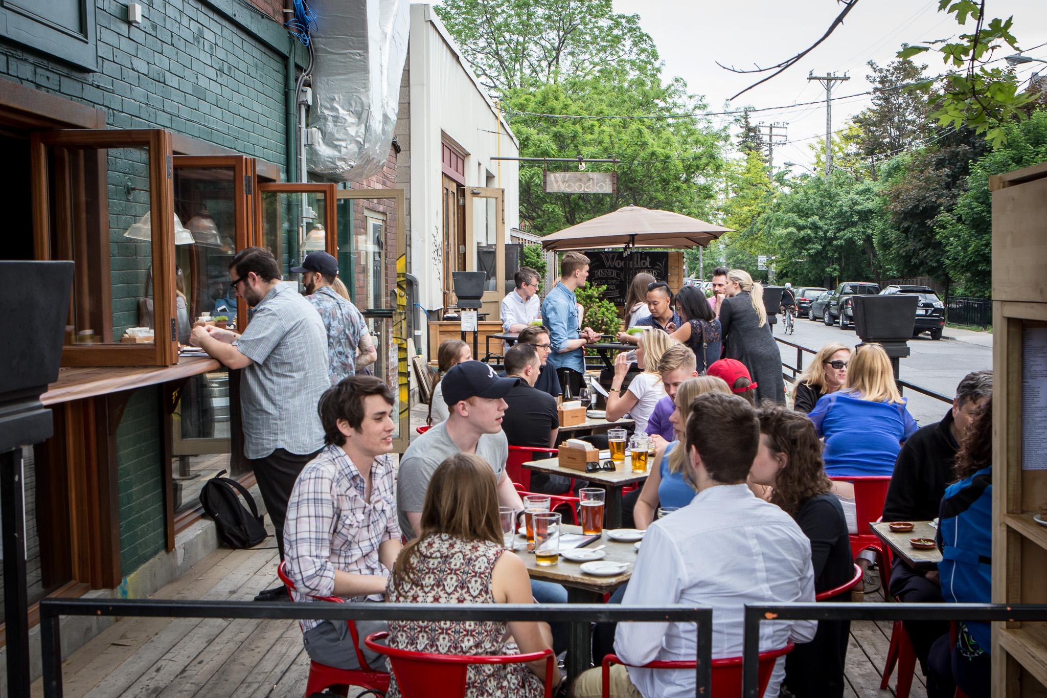 Fancy Restaurants Montreal Downtown