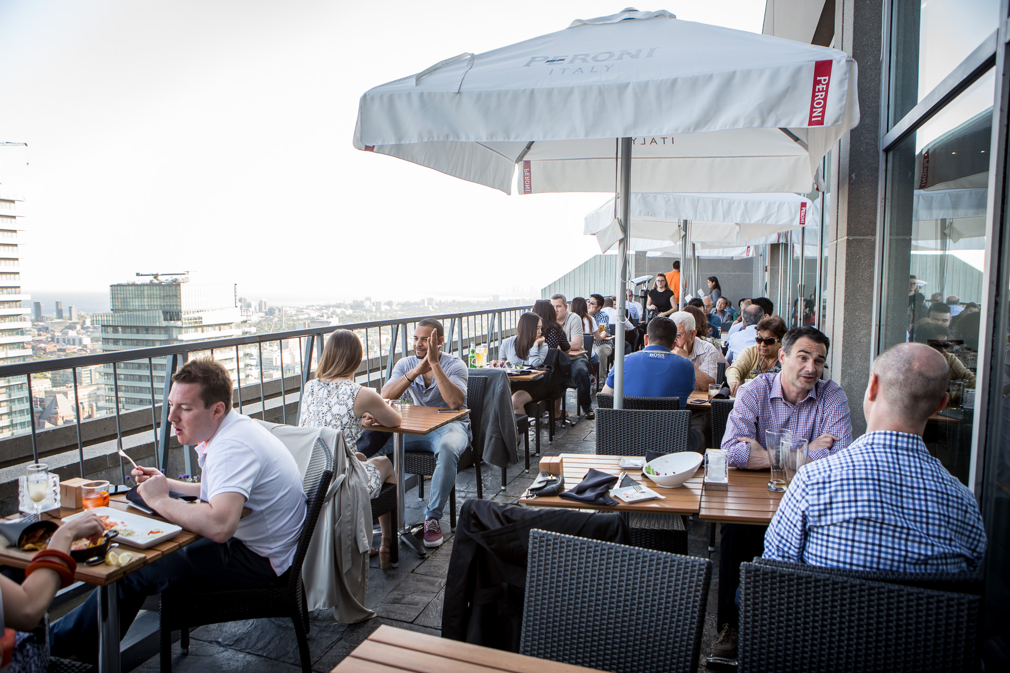 Toronto Patio Guide The One Eighty