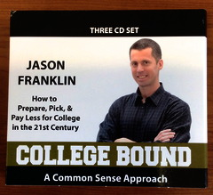 College Bound: A Common Sense Approach - CD