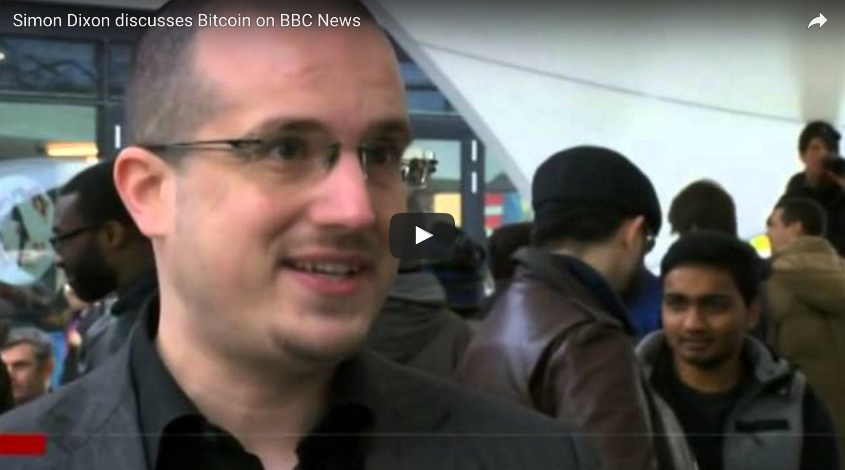 Our CEO Simon Dixon featured on BBC News