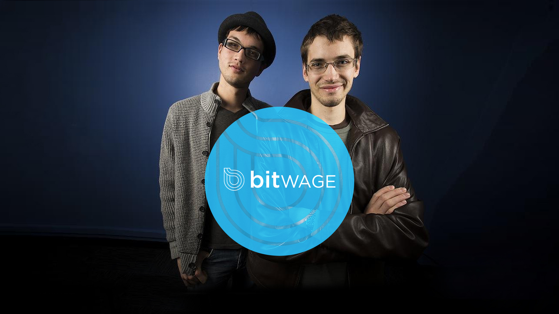 Bitwage live on BnkToTheFuture. for qualifying investors