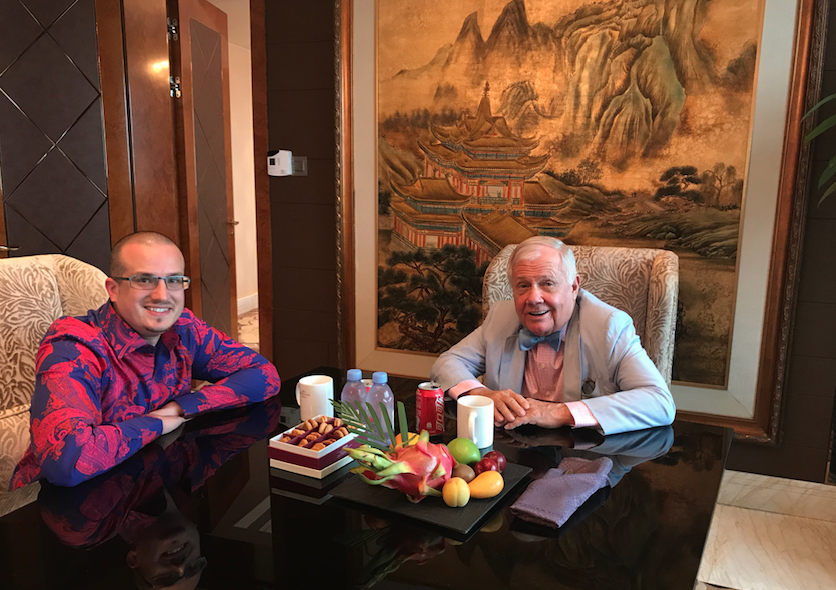 Jim Rogers & Simon Dixon – The 10 Questions we got asked the most