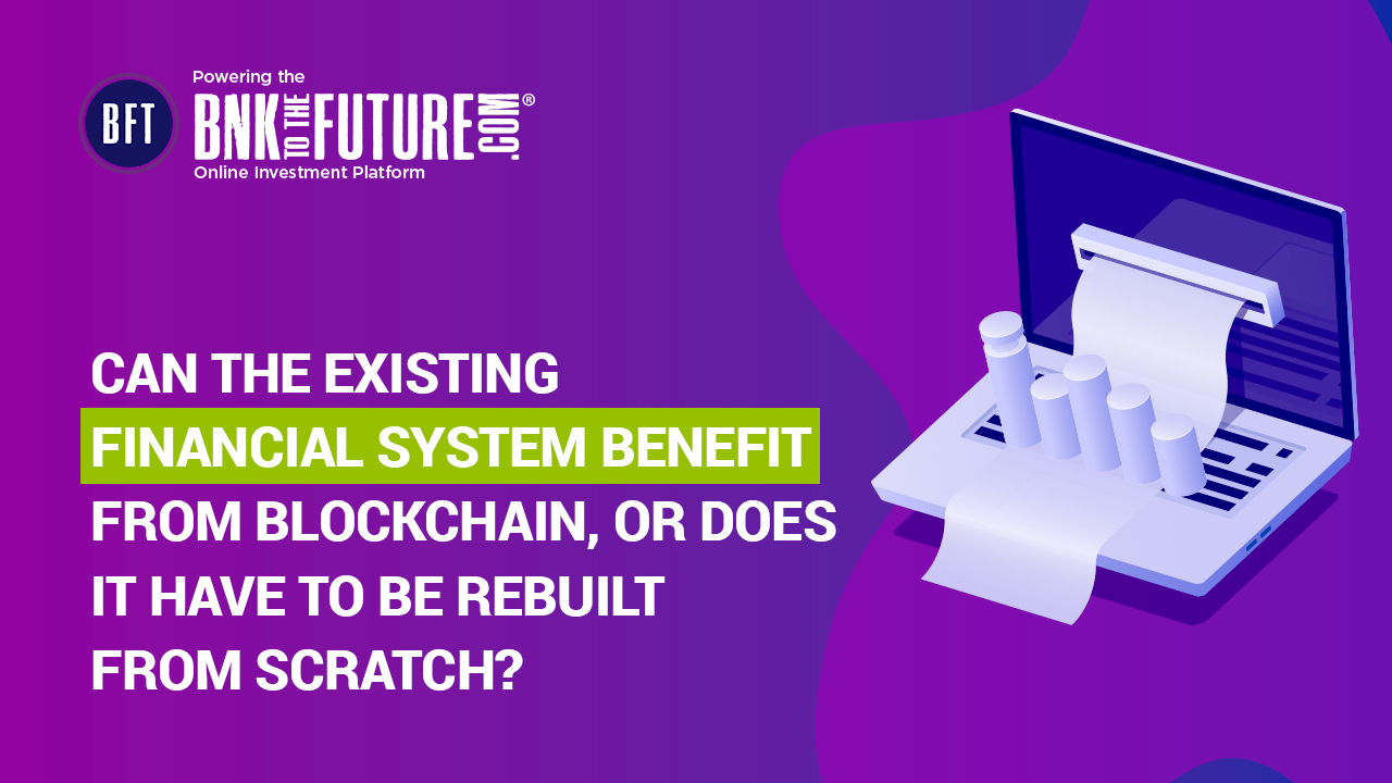 What are the real benefits of Blockchain?