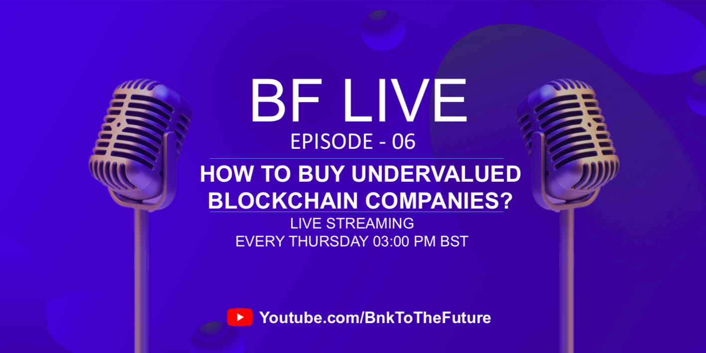 Bnk To The Future Live Ep. 06 | Liquidity, Premiums and Discounts