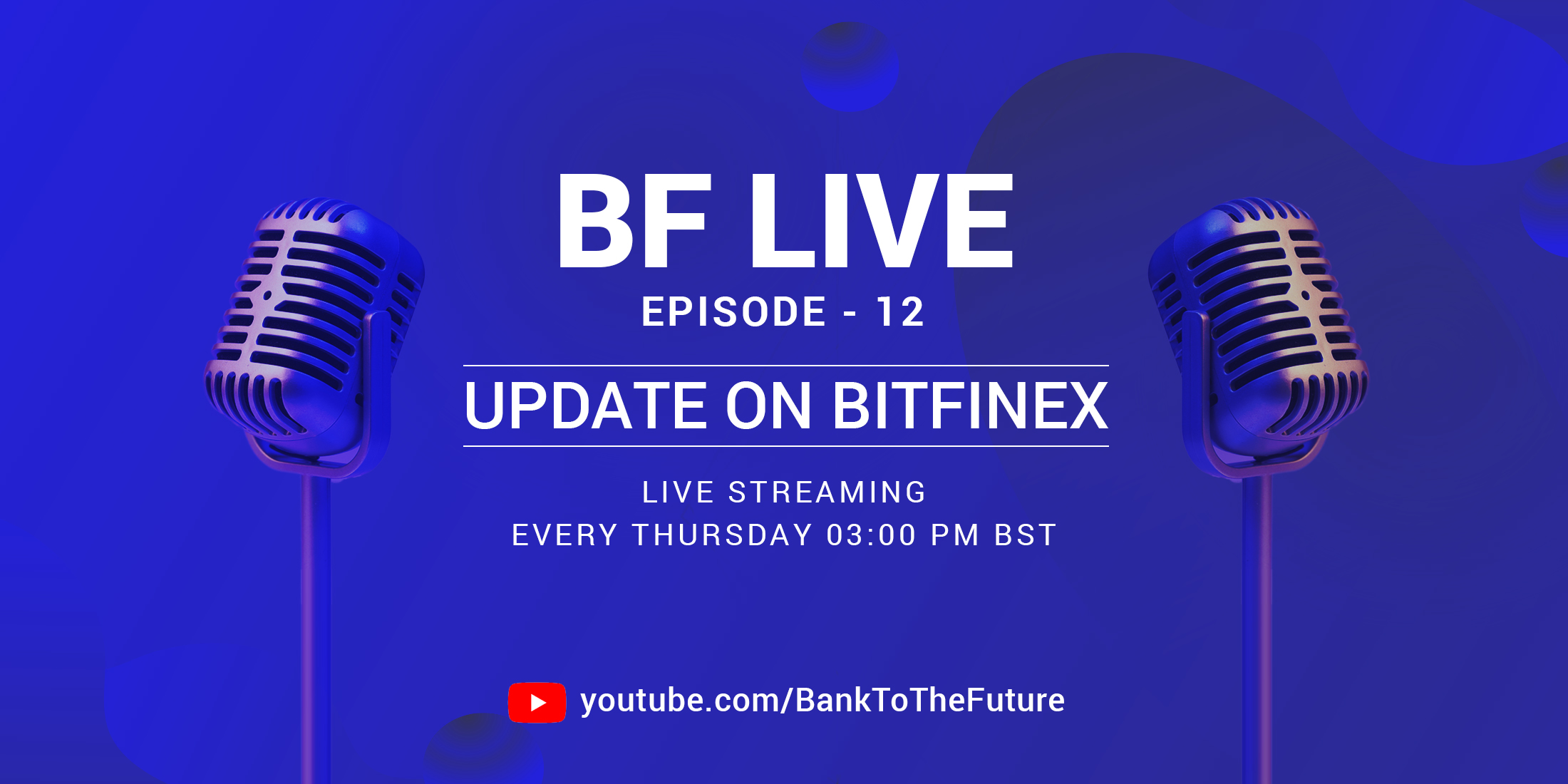 Bnk To The Future Live Ep. 12 | Simon Dixon Shares His Thoughts On The BitFinex / Tether Controversy