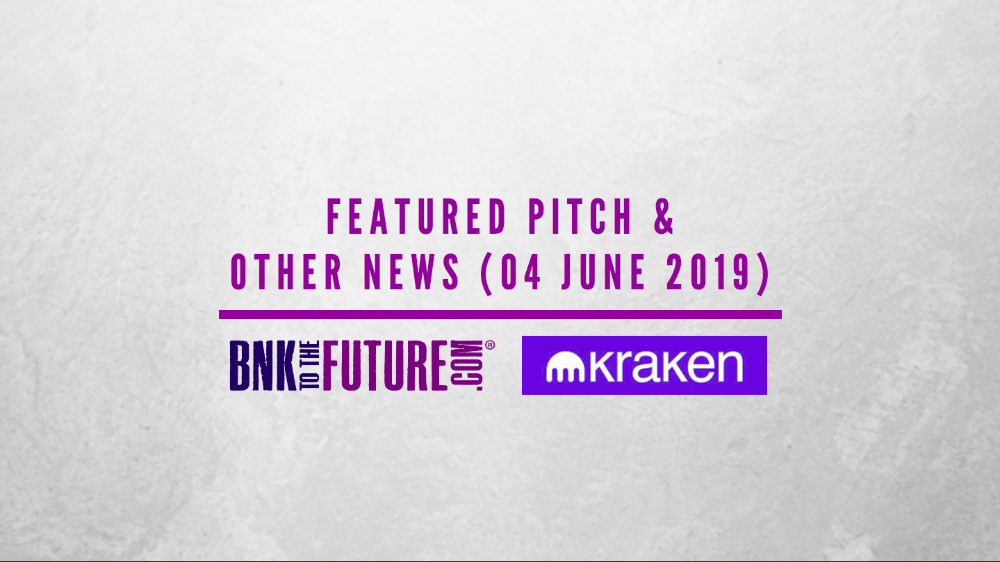 Kraken Live on Bnk To The Future for Qualifying Investors