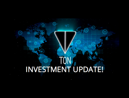 Update on TON (Telegram Open Network) Investment.