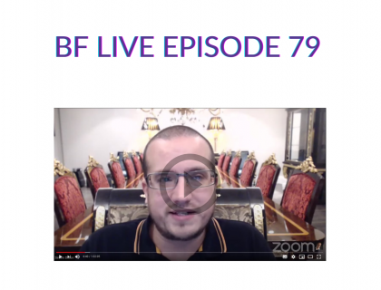 Build & Protect Your Wealth in The Great Depression of the 2020's | BnkToTheFuture (BF)Live Ep 79
