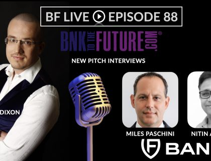 Recording Now Available – Redefining Banking With FV Bank BF LIVE Episode #88