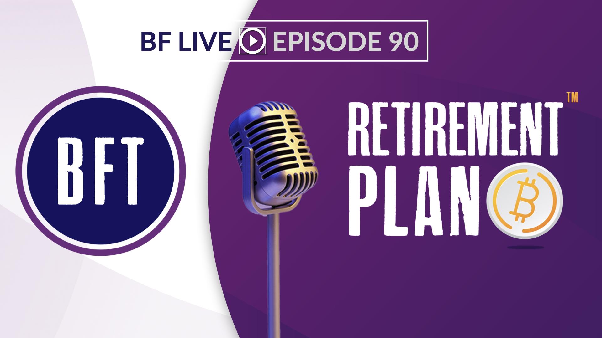 RPB Portfolio Builder & BF Token (BFT)   New Feature Announcement   BF LIVE #90