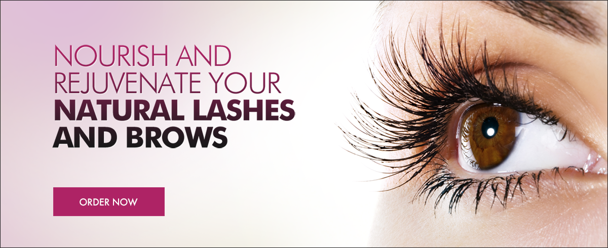 Nourish and rejuvenate your natural lashes and brows.