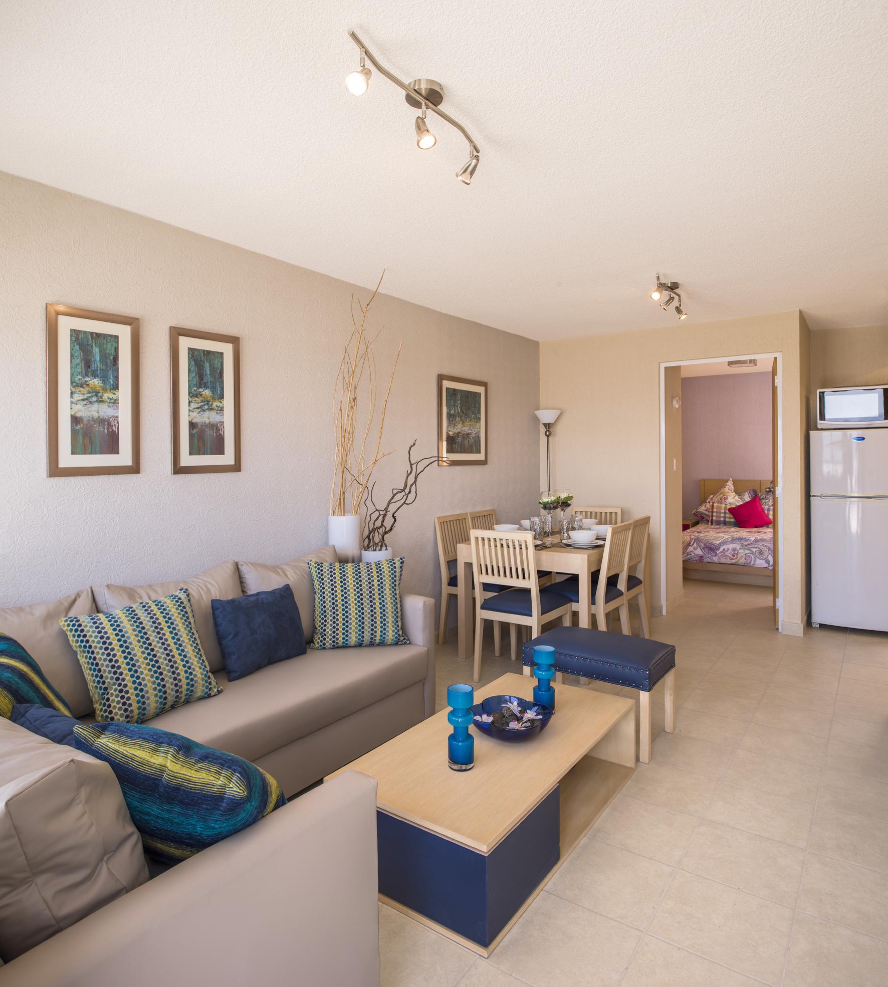 Espaciosa sala de casa modelo cupido 3r