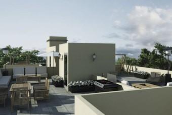 Roof Garden de departamento en la colonia Narvarte Oriente de Class Aura Narvarte.