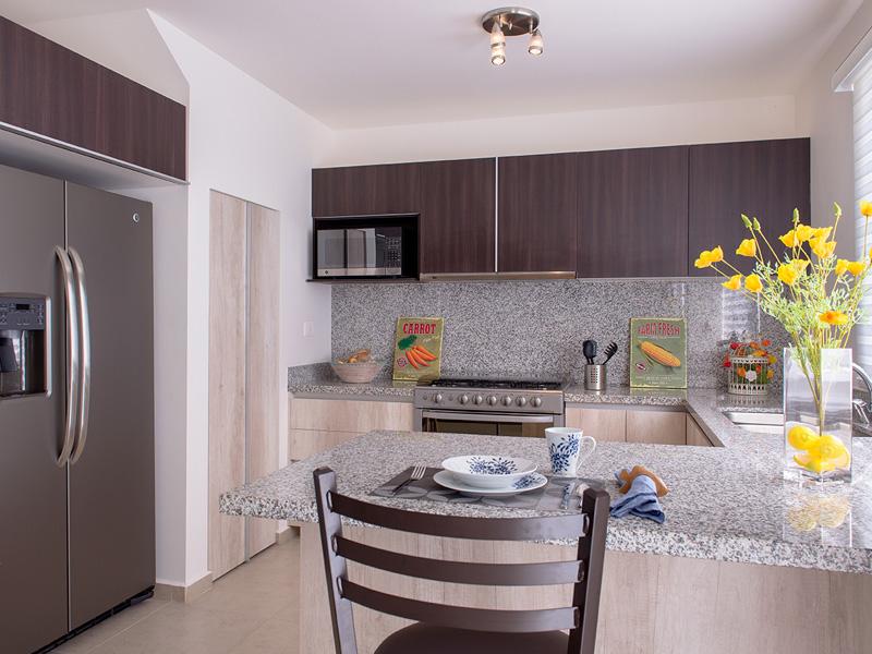 Bonita cocina Integral en casa Tabachin de Tres Cantos