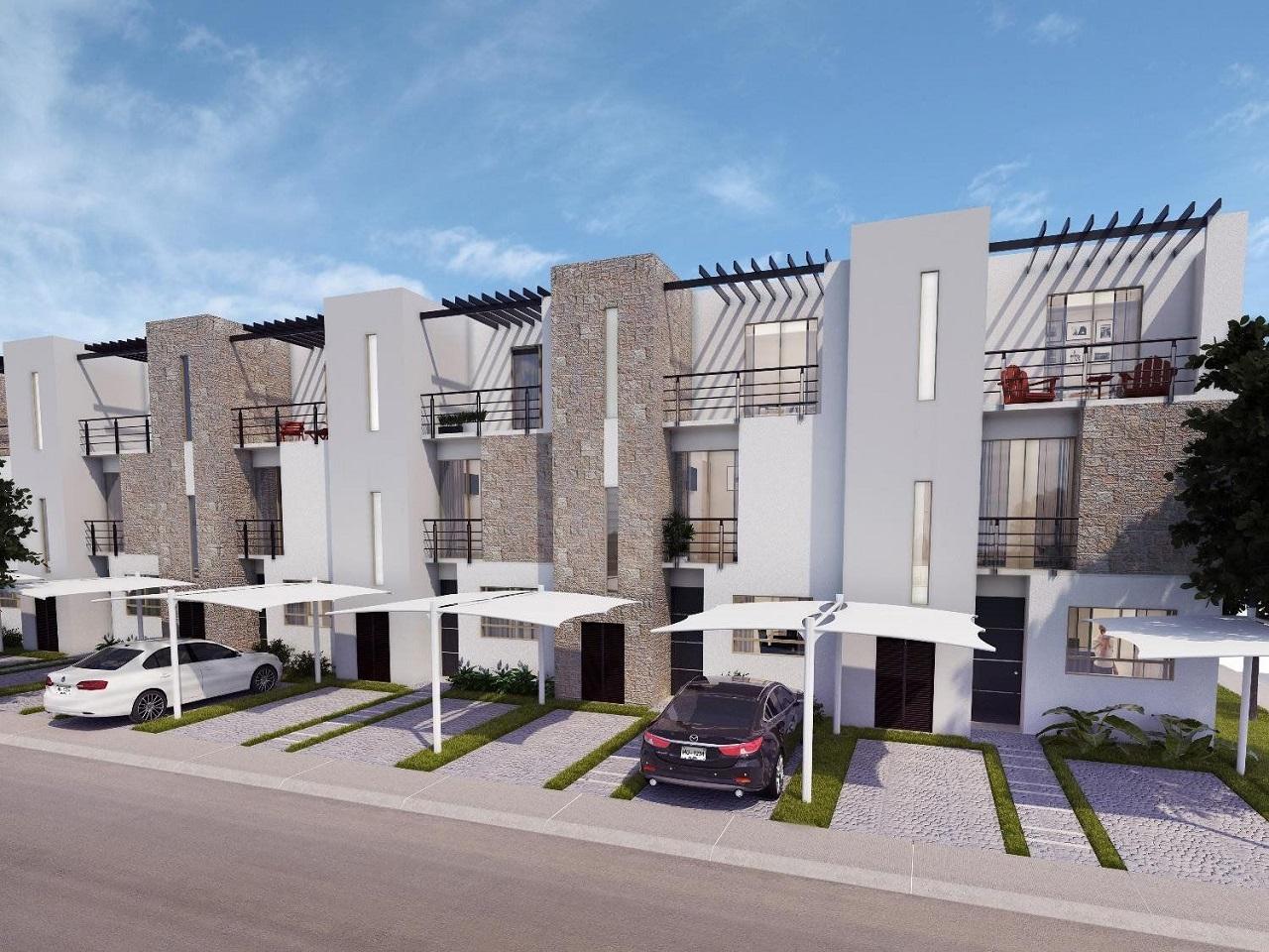 Plano de 1er nivel Modelo REcinto Premium en Bali Cancún