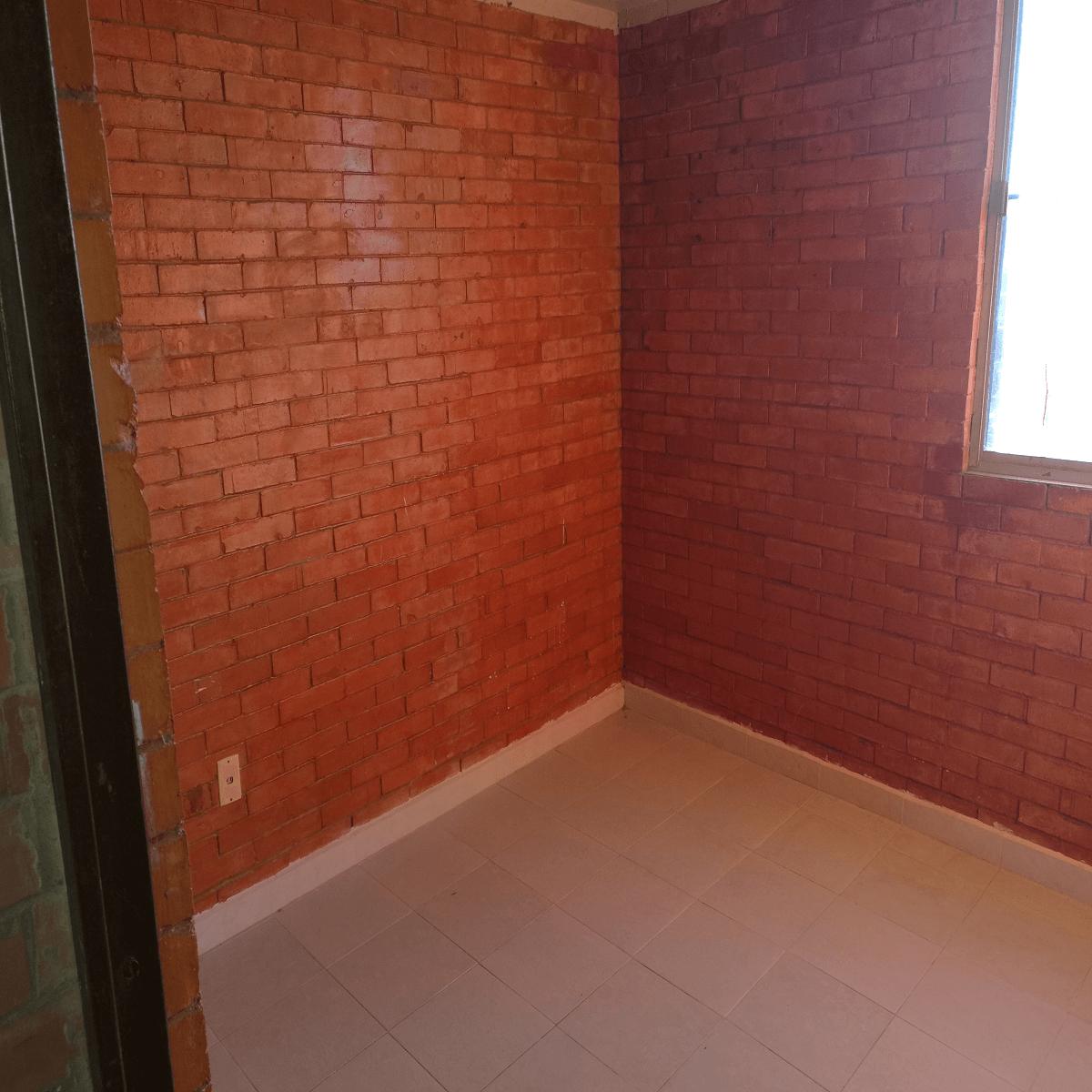 Recamara de departamento usado en Coacalco