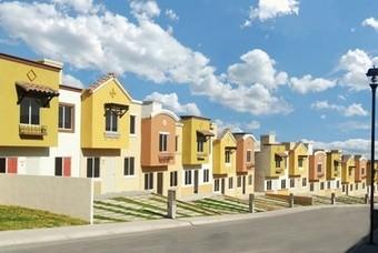 Fachada de bonita casa Castilla Plus en Real Castilla en Hidalgo
