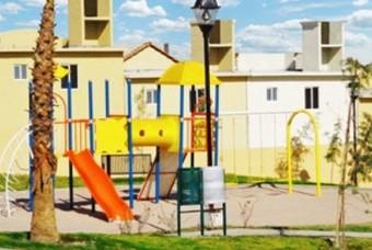 Fabulos área de juegos ideal para pasar grandes momentos en Real Castilla Vinte en Hidalgo