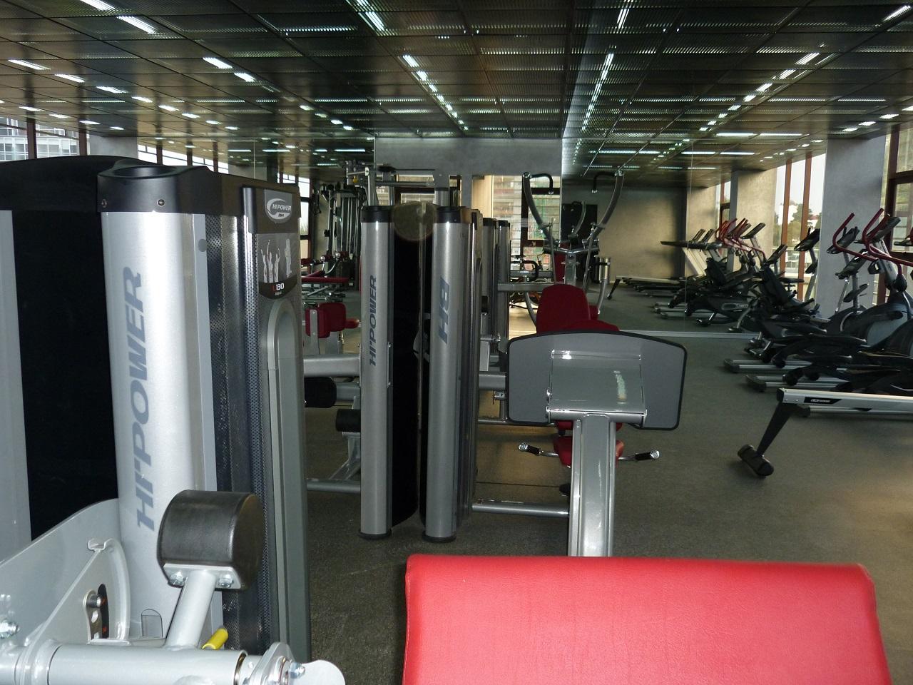 Amplio gimnasio en Citta San Jeronimo