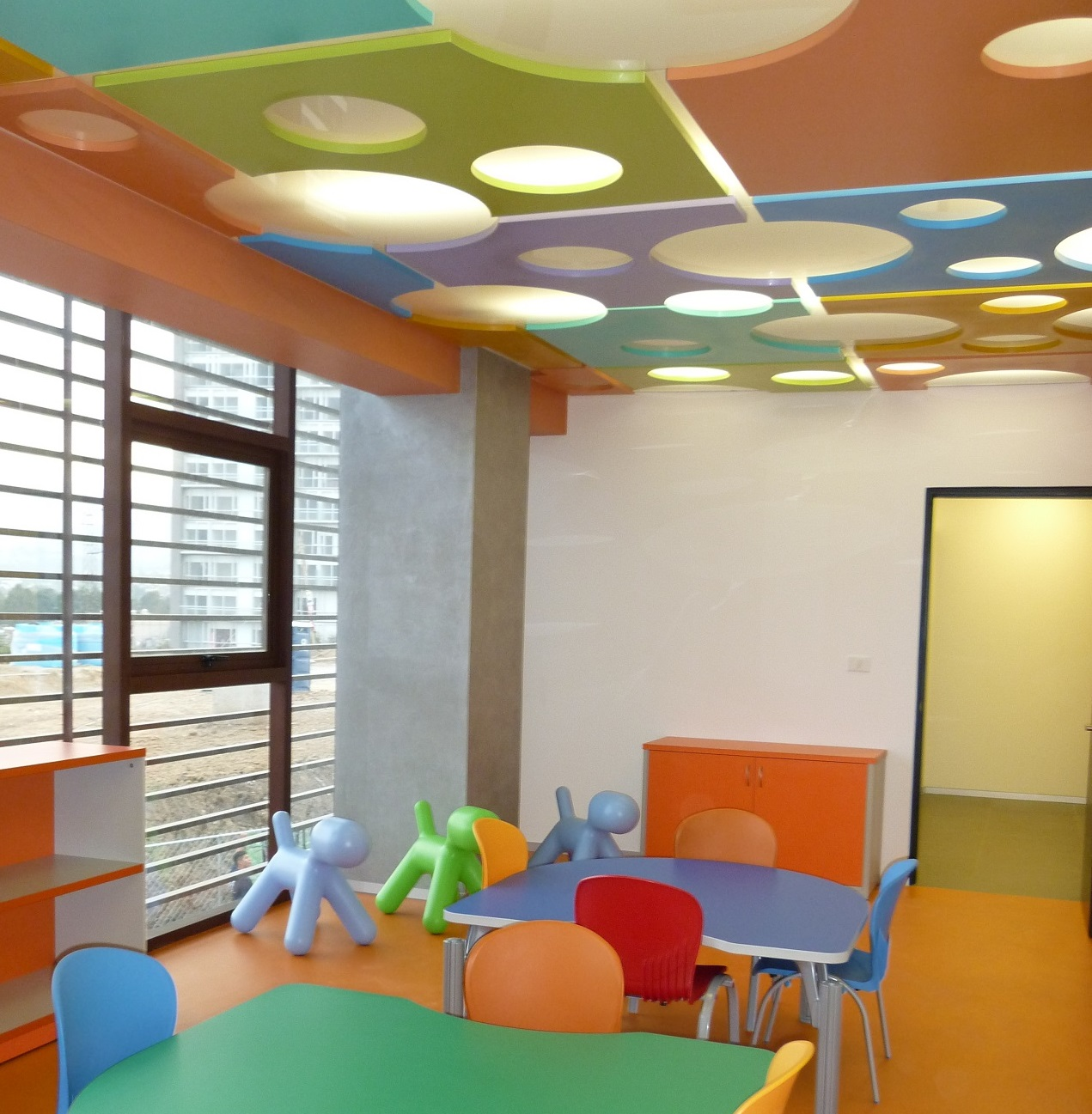 Area Infantil en Citta San Jerónimo de Abilia