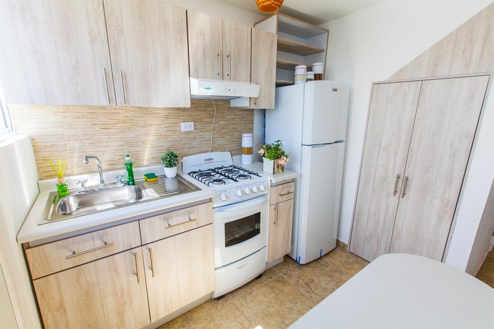 Funcional cocina de Javer A en Zumpango