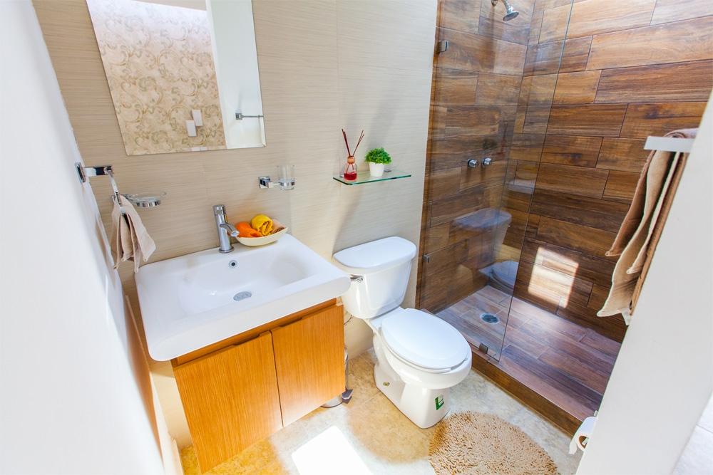 Fabulos baño de casa Javer A en Jardines de Castalias