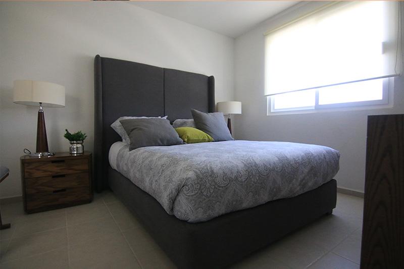 Confortable recamara en casa San Arturo en Querétaro