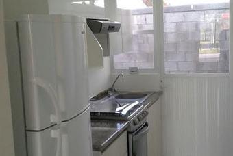 Fotografía de cocina en San Pedrito de Los Encinos
