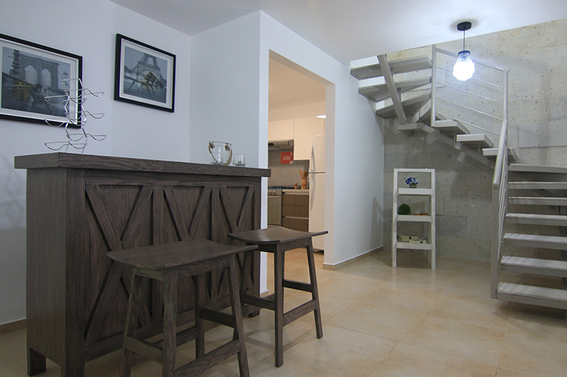 Casa en Los Encinos modelo San Pedrito con amplios espacios