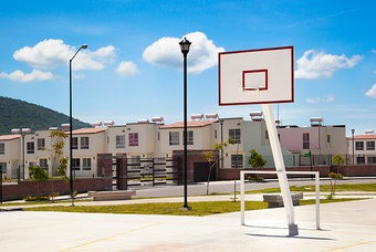 Amplias canchas en Valle del Pedregal