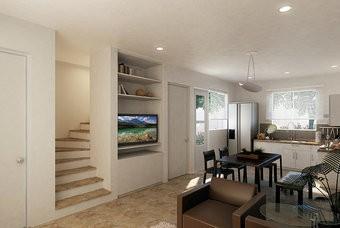Amplia casa modelo Carey en Yucatan de Hogares Unión Las palmas II