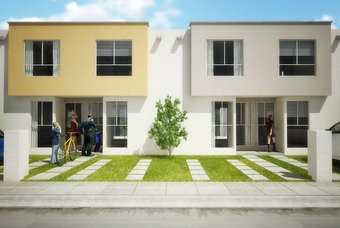 Casas modelo Esmeralda Plus con excelentes acabados