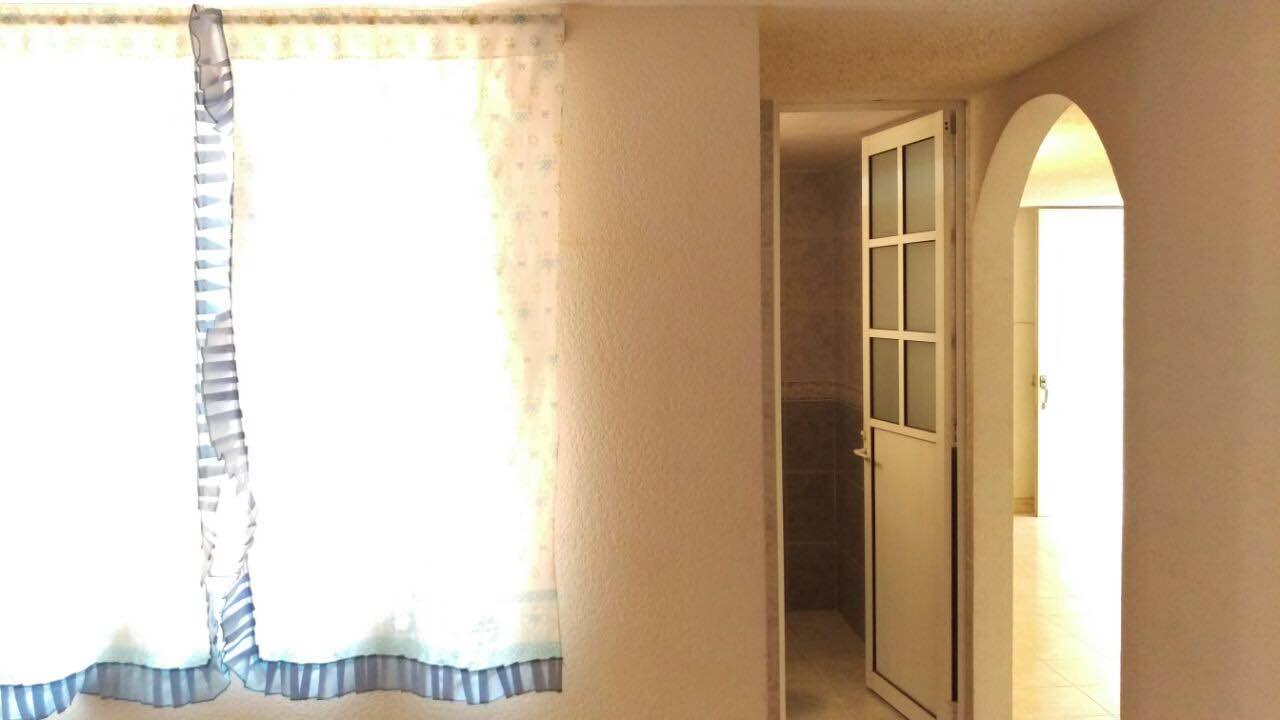 Fotografia de recamara en casa usada en Iztapalapa con amplios espacios y excelentes acabados